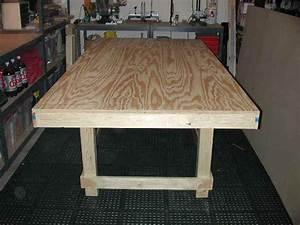 DIY Plywood Table Plans Plans Free
