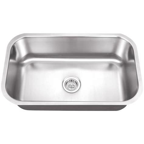 c tech sinks distributors ipt sink company undermount 30 in 16 gauge 0 hole