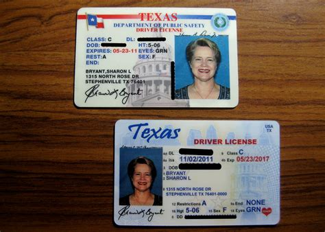 Show Texas Drivers License Audit Number Lookup