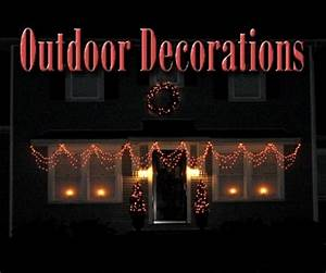 Outdoor Decorations from Family Christmas line™