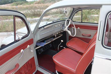 vw bug interior white 1964 vw beetle interior wedding cars singapore