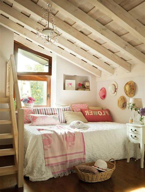 images chambre aménagement des combles pour une chambre sous toit