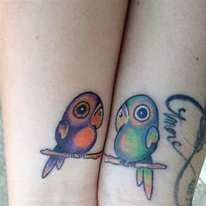 Best 25 Matching Best Friend Tattoos Ideas On Pinterest Bestie