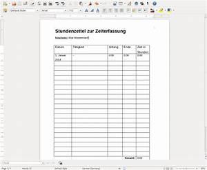 Excel Stunden Berechnen Vorlage : monats stundenzettel vordruck kundenbefragung fragebogen ~ Themetempest.com Abrechnung