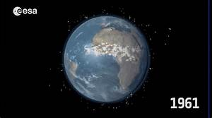 Experience Just How Much Space Junk is Floating Around, in ...