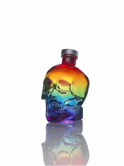 Pride Vodka Crystal Head Edition Limited Magazine