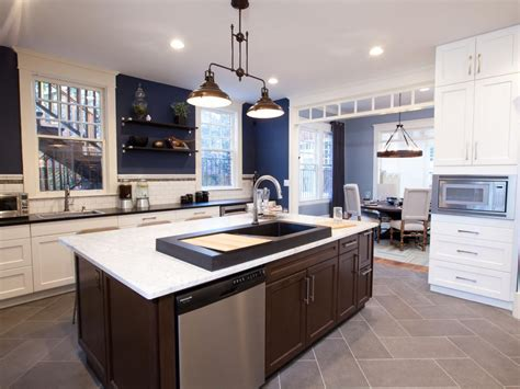 walls brothers designer kitchens rockin renos from hgtv s property brothers property 6979
