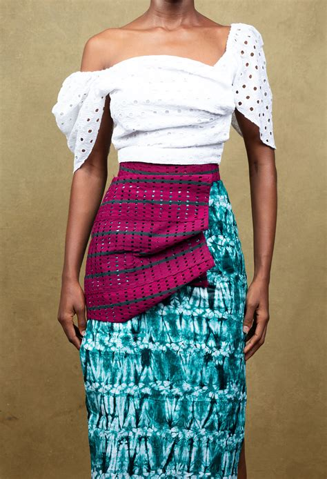 This Lady Shakara Collection Will Resonate With Nigerian