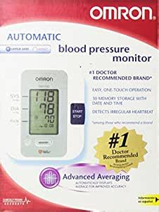 Amazon.com: Omron HEM-712C Automatic Blood Pressure