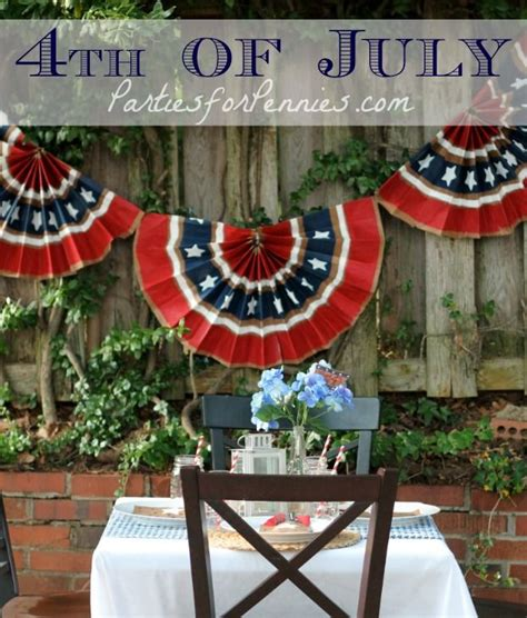 25 Best Ideas About Patriotic Bunting On Pinterest
