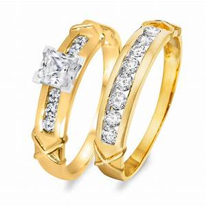 style br110y14k p050 With yellow gold wedding rings for women