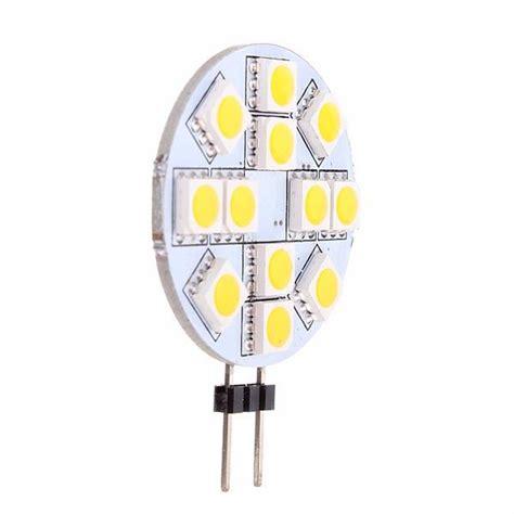 jc base g4 led light bulb side pin undercabinet puck light
