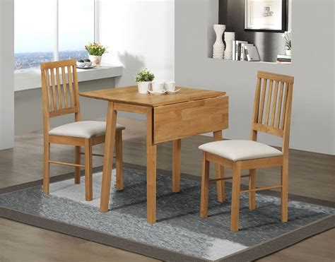 two leaf dining table birlea drop leaf dining set table 2 chairs solid wood