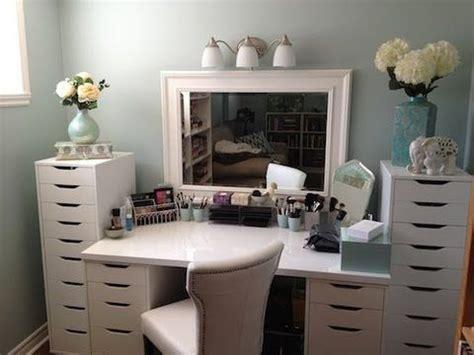 Vanity Table Set Ikea - best 25 vanity set up ideas on ikea vanity