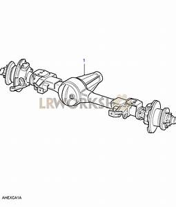 Front Axle Assembly - 90