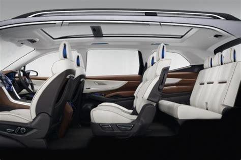 subaru suv interior auto shows subaru ascent suv concept aims to help spread