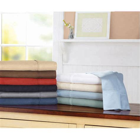 hotel style 500 thread count cotton bedding sheet