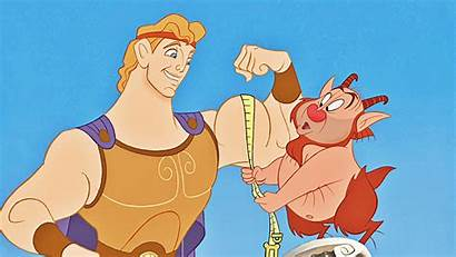 Hercules Disney Walt Philoctetes Screencaps Character Painel