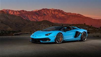Lamborghini Aventador Svj Roadster Wallpapers 1366 4k