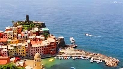 Italy Italian Terre Cinque Gifs Cinemagraph Amalfi