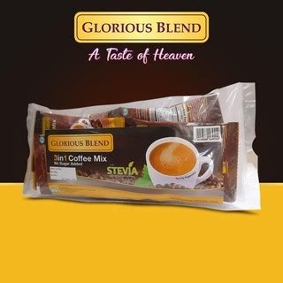 You need low acid coffee beans, but most of them taste awful. Glorious Blend 3 in 1 Coffee Mix with Stevia extract power ...