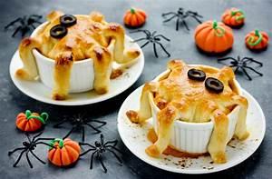 Recette Halloween Salé : recettes halloween menu halloween ~ Melissatoandfro.com Idées de Décoration