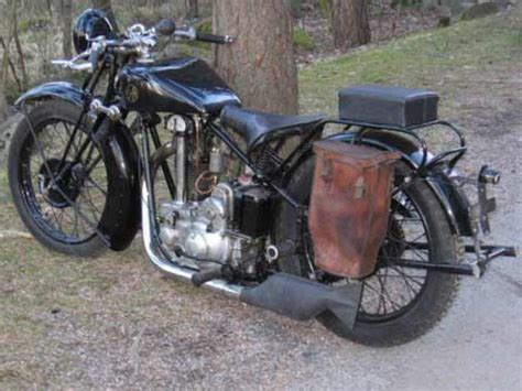1929 Fn M67 Classic Motorcycle Pictures