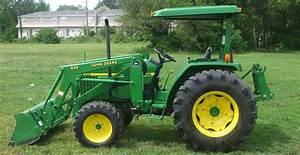 John Deere 990 Compact Utility Tractor Maintenance Guide