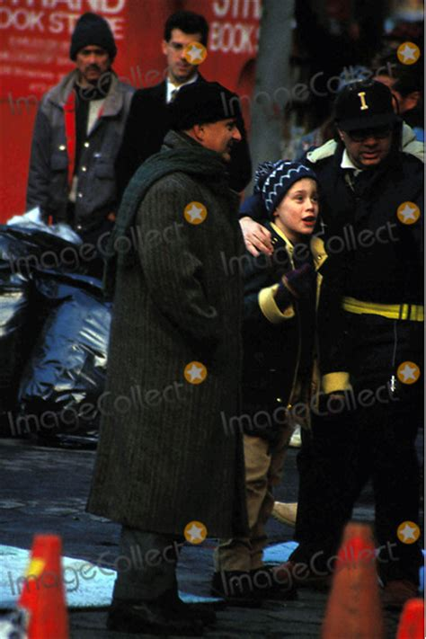 Photos And Pictures  Home Alone Lost In New York Filming , New York City 12101991 Photo John