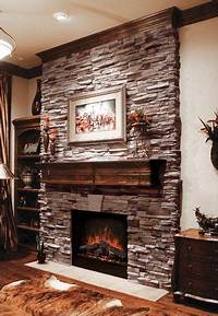 stone tile fireplace designs Stone Tile Fireplace Design, Pictures, Remodel, Decor and Ideas - page 3 | For the Home | Stone ...