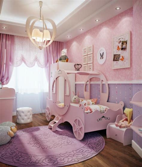 Elegante Ideen Kinderzimmer Gestalten Mädchen Und