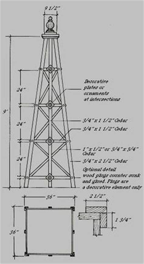 woodsmith magazine current issue wooden garden obelisk designs