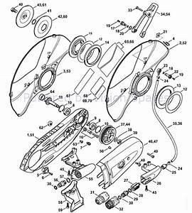 Wiring Diagram Database  Stihl Ts420 Fuel Line Diagram