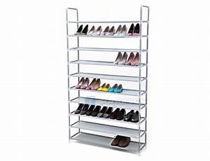 Schuhschrank Für 100 Paar Schuhe : schuhregal schuhschrank schuhablage stoff schuhst nder f r 50 paar schuhe lsr10g ebay ~ Orissabook.com Haus und Dekorationen