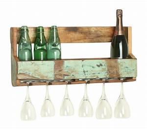 Wandregal Küche Vintage : vintage wandregal glashalter k chenregal bad bunt accessoires k che freudenhaus designkaufhaus ~ Sanjose-hotels-ca.com Haus und Dekorationen