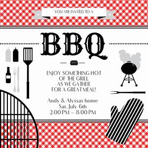 Free Printable Housewarming Invitations Cards Bbq Essentials Bbq Party Invitation Template Free