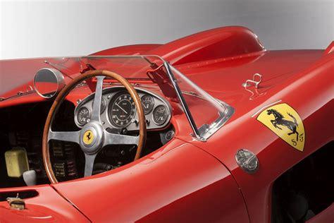 The 335 s featured a two. 1957 Ferrari 335 Sport Scaglietti Spyder For Sale - AAA