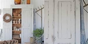 Comment Transformer Une Armoire Ancienne : 1001 astuces et id es comment patiner un meuble ~ Melissatoandfro.com Idées de Décoration