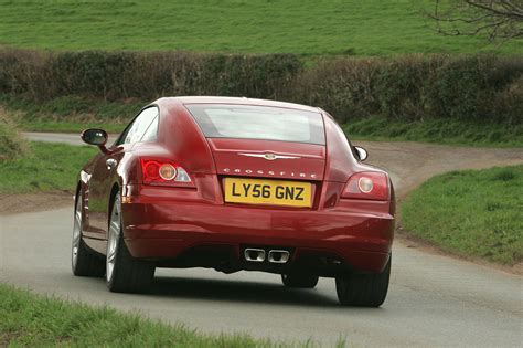 Chrysler Crossfire Used by Used Car Buying Guide Chrysler Crossfire Autocar