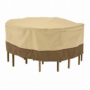 Patio cover table and chairs in patio furniture covers for Cover for patio table and chairs