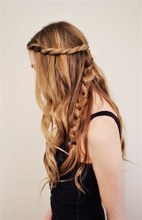 Cool Summer Hairstyles by Top 10 Cool Summer Hairstyles You Can Do Yourself Top