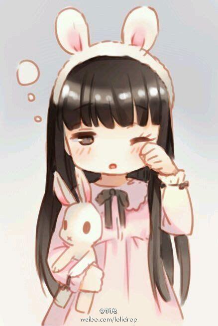60+ Chibi Cute Kawaii Bunny