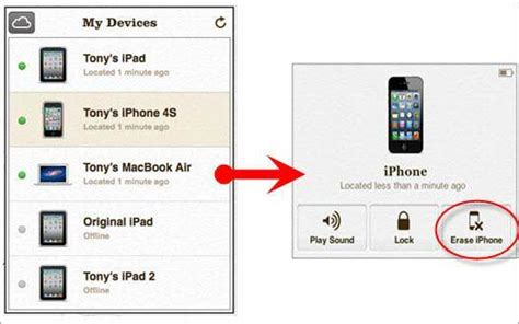 reset iphone without password a complete list to reset iphone password
