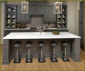 Kitchen Island Bar Height Home Styles Kitchen Island With Bar Stools Home Design Ideas