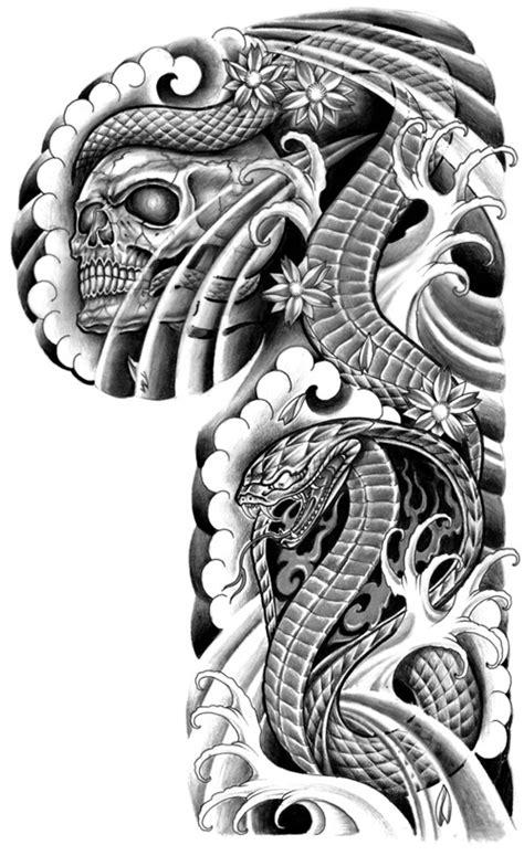 Tattoo Flash - Snake   IdeaTattoo