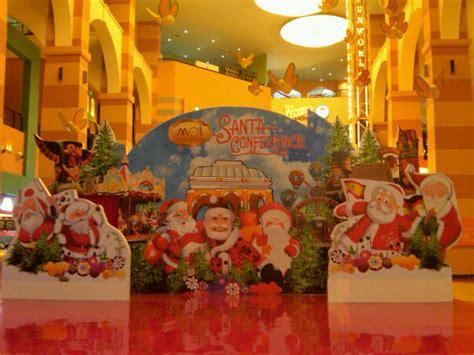 dekorasi event imlek natal pameran gathering
