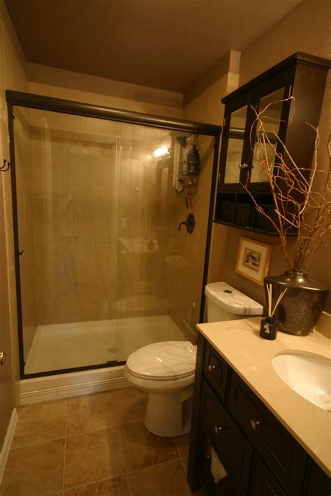 small bathroom remodels maximal outlook  minimal space
