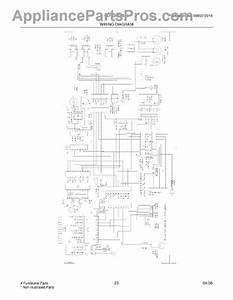 Parts For Frigidaire Glhs37ehsb6  Wiring Diagram Parts
