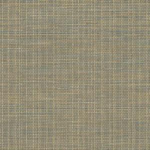 Navy Grasscloth Wallpaper
