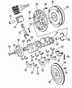 Dodge Dakota Bearing  Connecting Rod  Std  Standard